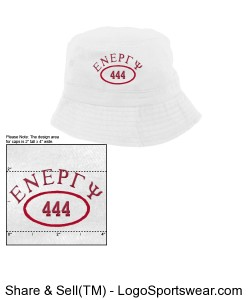 Energy Bucket Hats Design Zoom